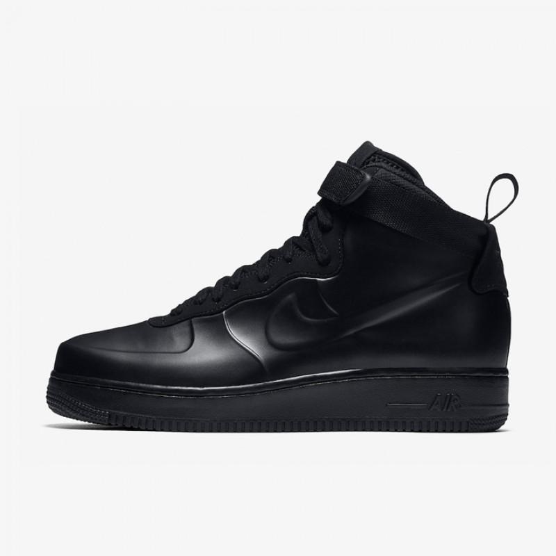 de33940dcca9 ... Jual Sepatu Sneakers Nike Air Force 1 Foamposite Black Original  Termurah di Indonesia ...