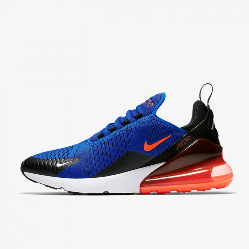 nike air max 270 blue and Weiß