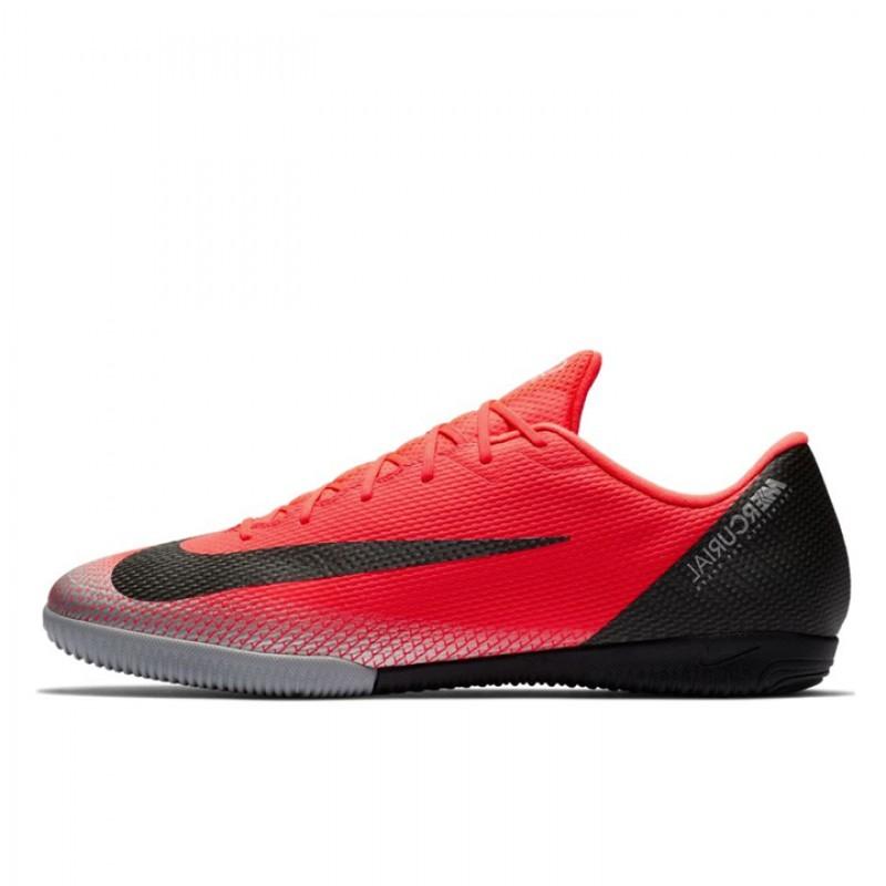 d1d5ade6a07 Jual Sepatu Futsal Nike VaporX 12 Academy CR7 Bright Crimson ...