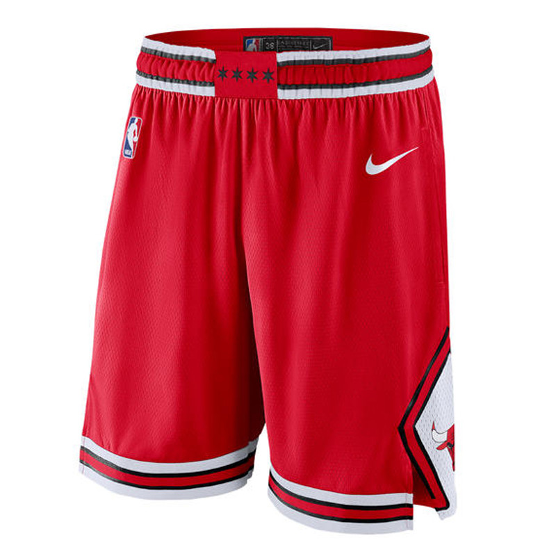 size 7 recognized brands biggest discount Jual Celana Basket Nike Chicago Bulls Icon Edition Swingman ...