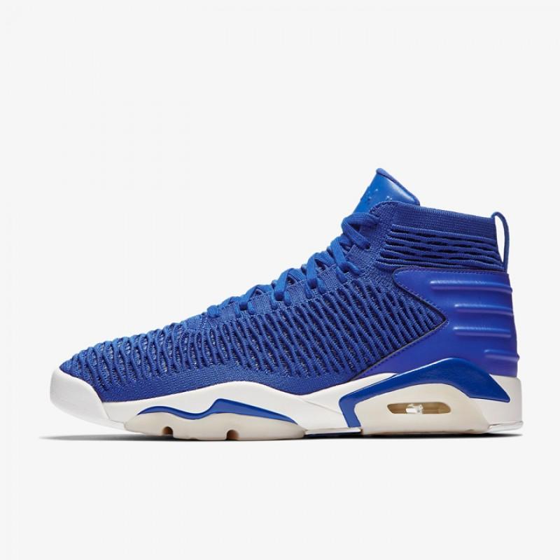 la moitié 6f250 64b3c Jual Sepatu Basket Jordan Flyknit Elevation 23 Blue Original ...