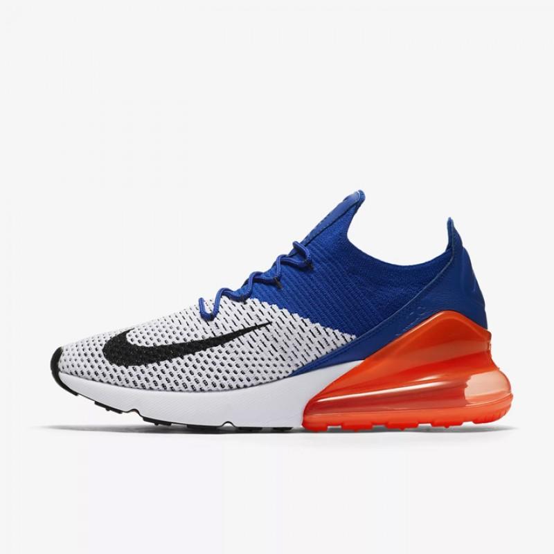 huge selection of 15107 2f7e7 Jual Sepatu Sneakers Nike Air Max 270 Flyknit Racer Blue ...