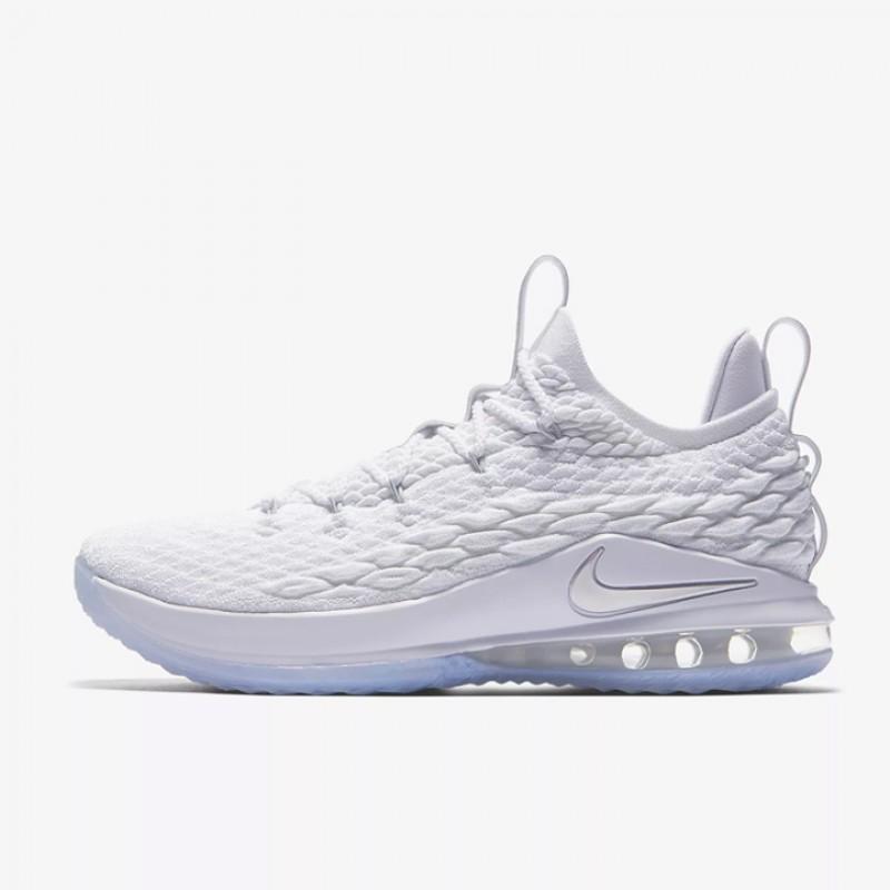 d53e205e1bb ... ebay jual sepatu basket nike lebron 15 low metallic silver original  termurah di indonesia ncrsport 48032