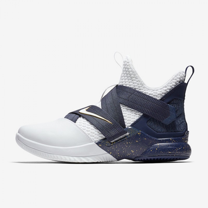 ab1ca03006f Jual Sepatu Basket Nike Lebron Soldier XII SFG 25 Straight Original ...