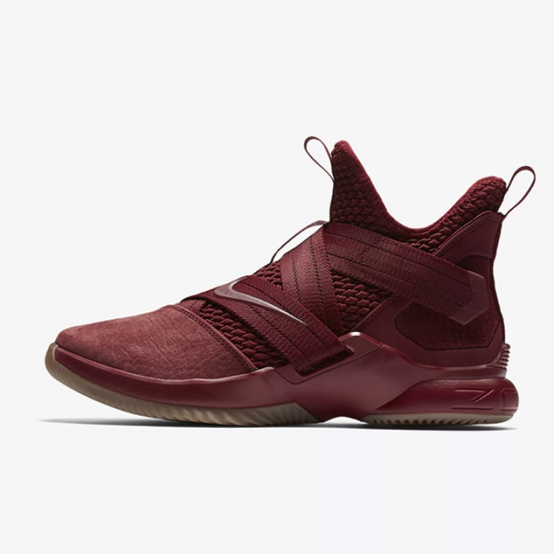 cd4351ea3c4 Jual Sepatu Basket Nike Lebron Soldier XII SFG Team Red Original ...