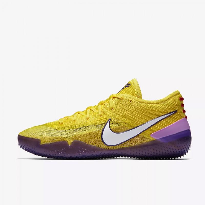 f74fc5545f29 Jual Sepatu Basket Nike Kobe A.D. NXT 360 Yellow Strike Original ...