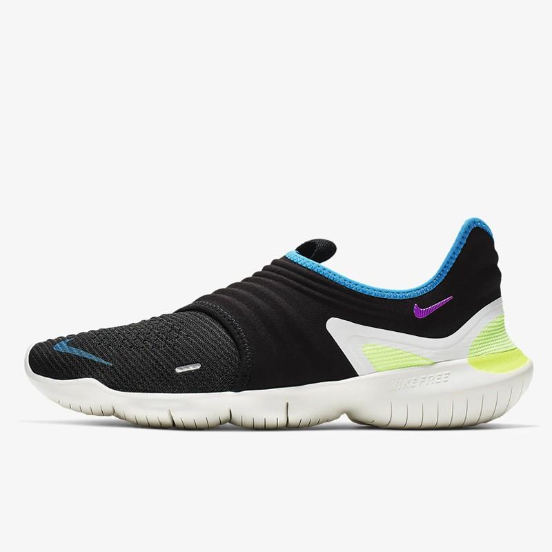 64ddd7df005 Jual Sepatu Lari Nike Free RN Flyknit 3.0 Black Original