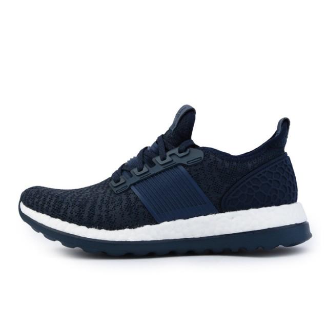 a9ecc93864d70 Jual Sepatu Lari Adidas Pure Boost ZG Navy Blue Original