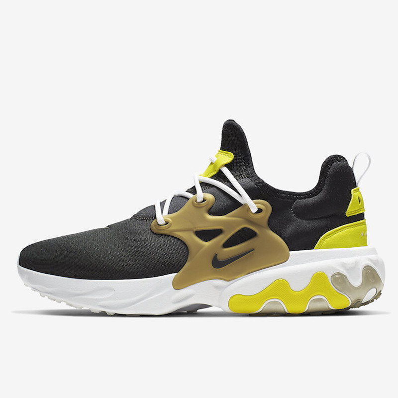 Jual Sepatu Sneakers Nike React Presto Brutal Honey Original ...