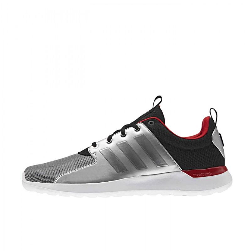 Jual Sepatu Sneakers Adidas Cloudfoam Lite Racer Star Wars Silver Original   fa4e33b2fa