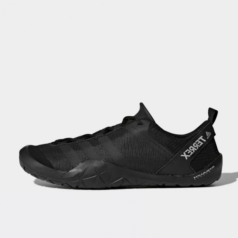 promo code cbe1e fdf9a Jual Sepatu Trail Adidas Terrex Climacool Jawpaw Lace Black ...