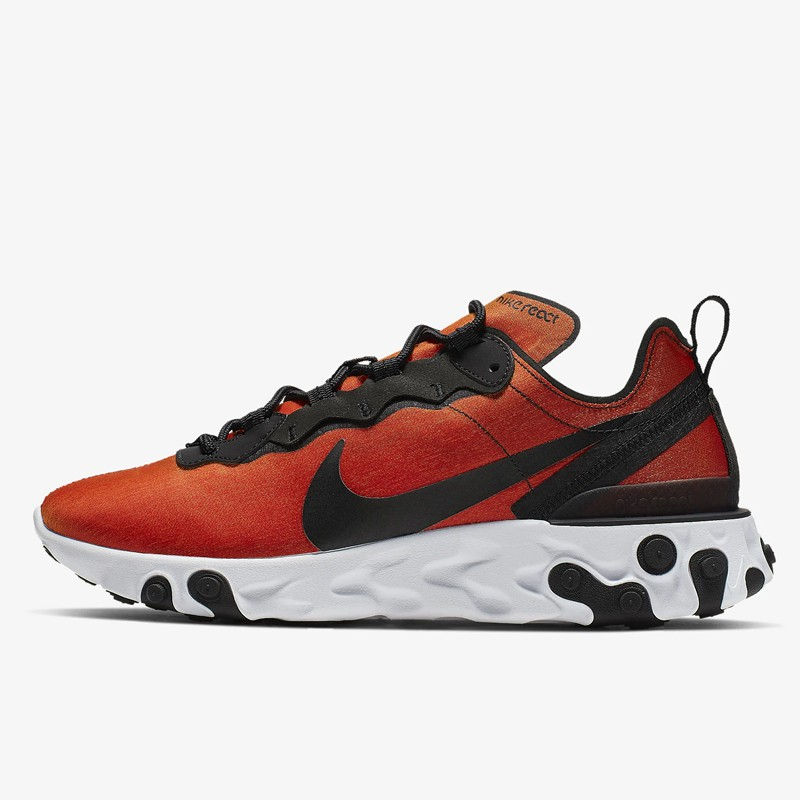 Sepatu sneakers nike React Element 55 Premium
