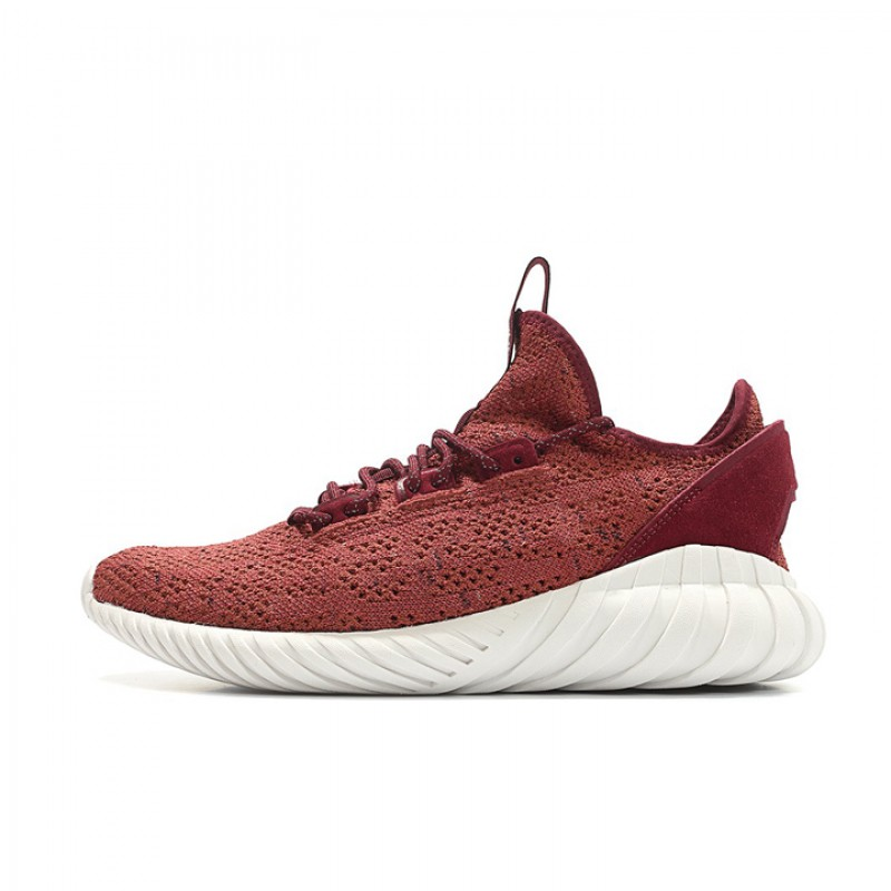 Men s Originals  size 40 e6ffc c5b84 Jual Sepatu Sneakers Adidas Tubular  Doom Socks Primeknit Red Original Termurah di ... 3c5493f642