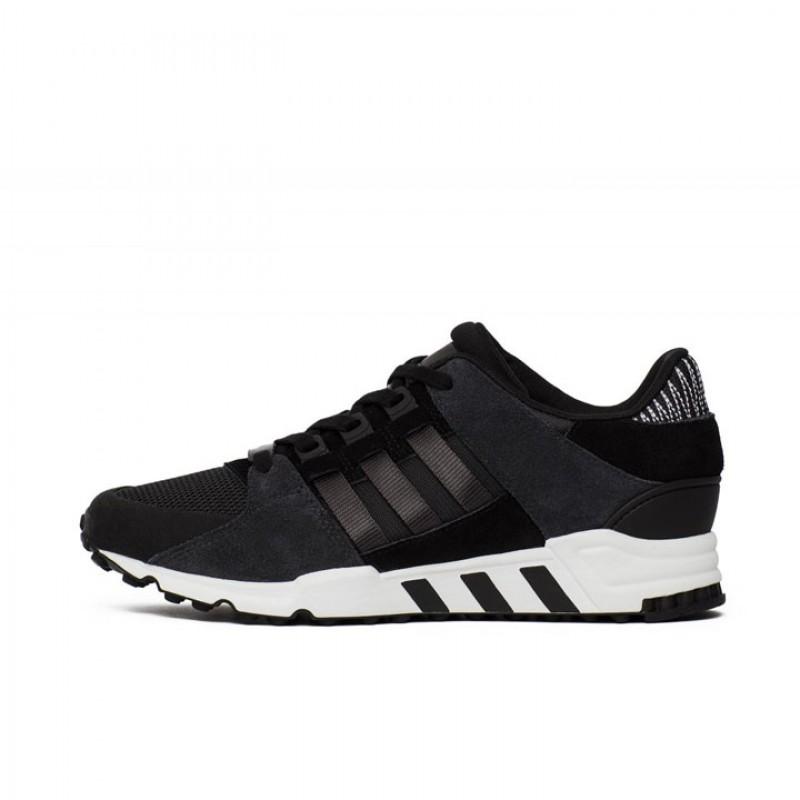 Jual Sepatu Sneakers Adidas EQT Support RF Core Black Original ... 010da210fc06