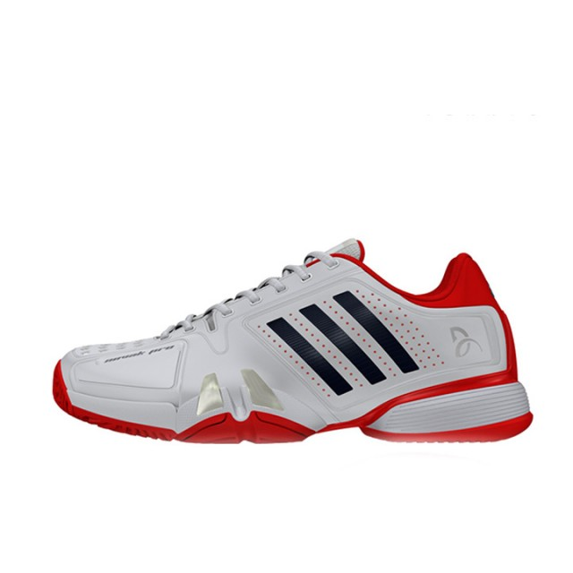 best service ca6e7 fbbdb Jual Sepatu Tennis Adidas Novak Pro White Original   Termurah di Indonesia    Ncrsport.com