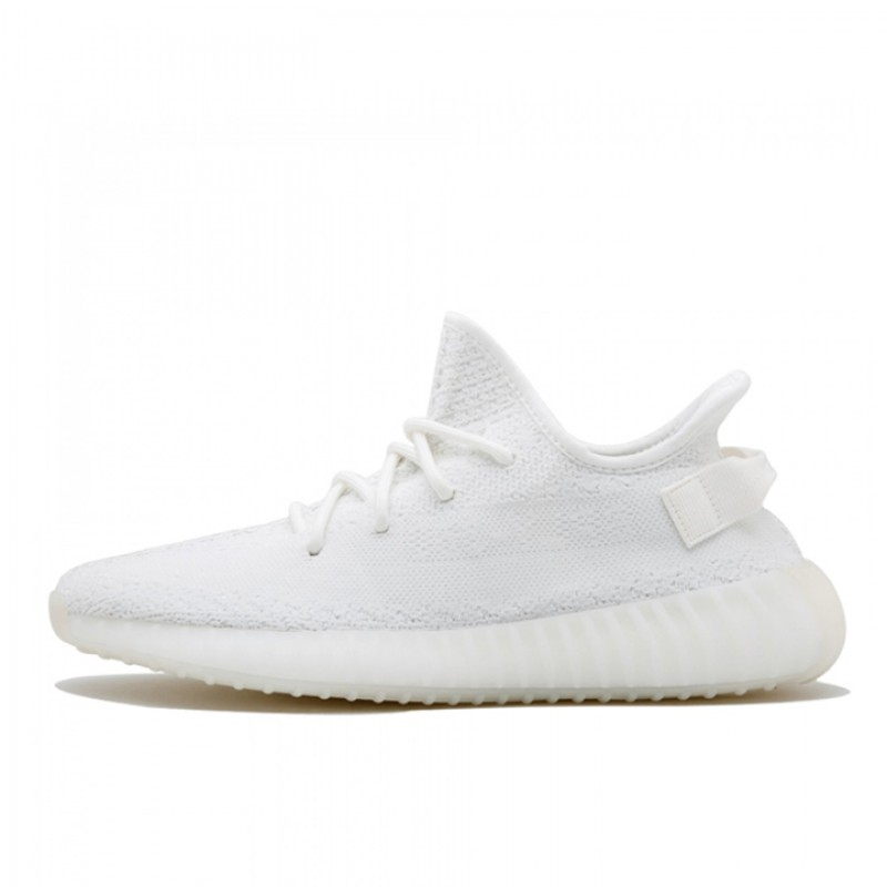 Jual Sepatu Sneakers Adidas Yeezy Boost 350 V2 Cream White Original ... 2cfa5f676b