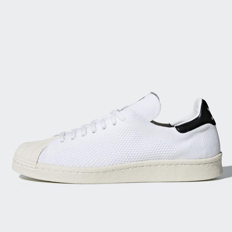 adidas superstar 80s primeknit ホワイト