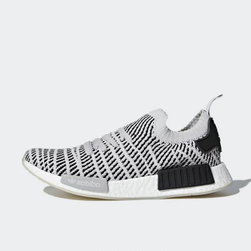 a68f93f3f Jual Sepatu Sneakers Adidas NMD R1 STLT Primeknit Grey Original ...