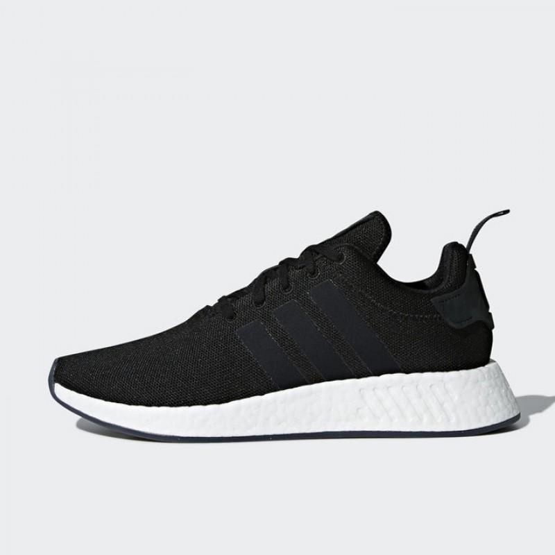 eb59ea3a0b5e7 ... jual sepatu sneakers adidas nmd r2 black original termurah di indonesia  ncrsport