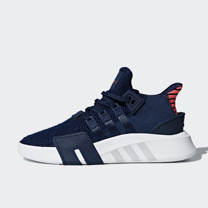 Jual Sepatu Sneakers Adidas EQT Basketball ADV Navy Original ... 03cb6b4ee68e