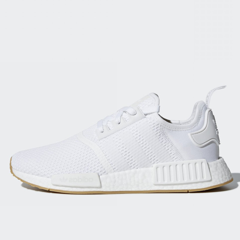 d9d5483e8146f Jual Sepatu Sneakers Adidas NMD R1 White Gum Original