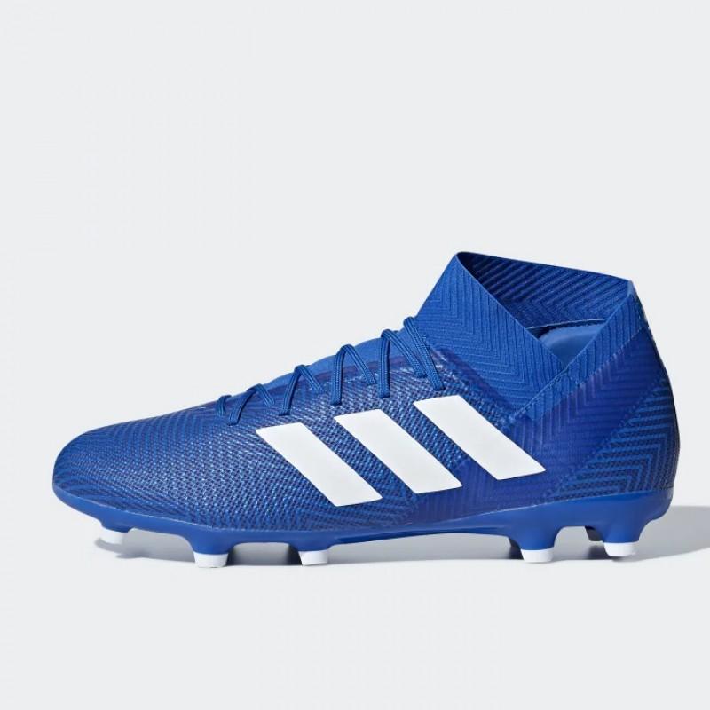 colección completa más barato gran venta Jual Sepatu Bola Adidas Nemeziz 18.3 FG Blue Original ...