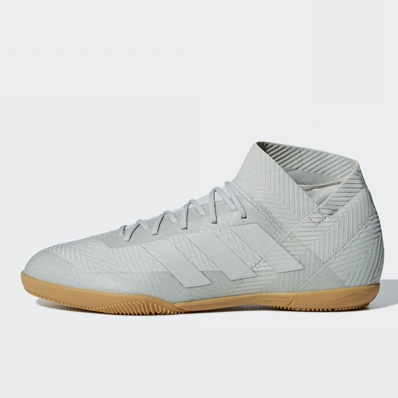 ajuste clásico precios baratos Estados Unidos Jual Sepatu Futsal Adidas Nemeziz Tango 18.3 Indoor Ash ...
