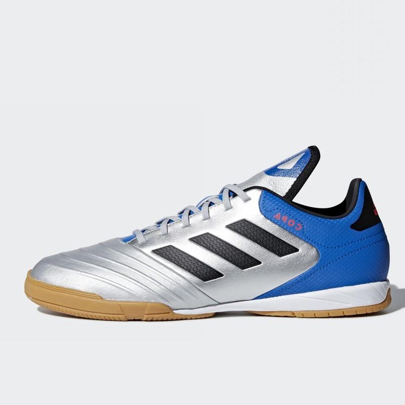 Jual Sepatu Futsal Pria Adidas Copa Tango 18.3 Silver Met Original ...