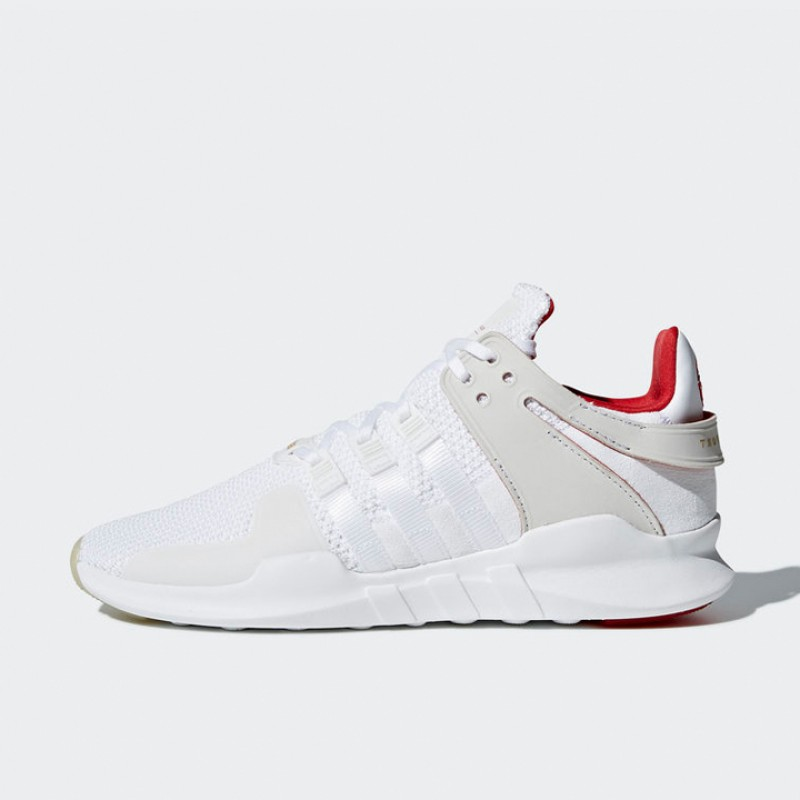 wholesale dealer a17cd 58ba2 Jual Sepatu Sneakers Adidas EQT Support ADV CNY White ...