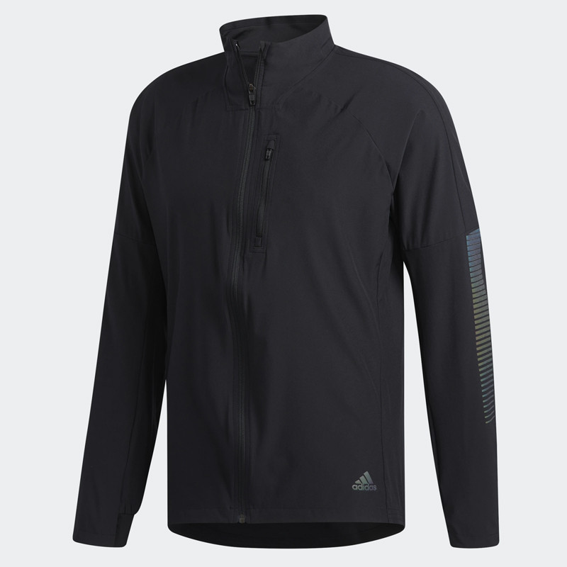 Baju lari adidas Rise Up N Run Jacket