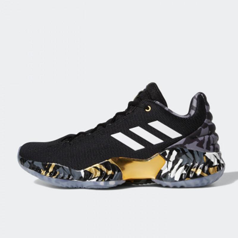 d899a7bf66e Jual Sepatu Basket Adidas Pro Bounce 2018 Low Kyle Lowry PE Black ...