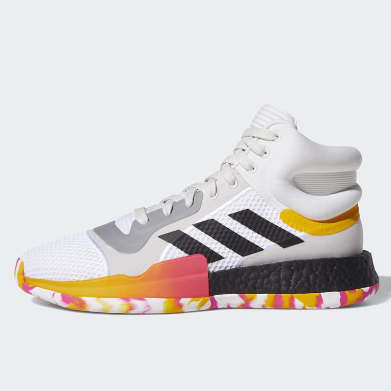 Supermercado musical restante  Jual Sepatu Basket Pria Adidas Marquee Boost Active Gold Original |  Termurah di Indonesia | Ncrsport.com