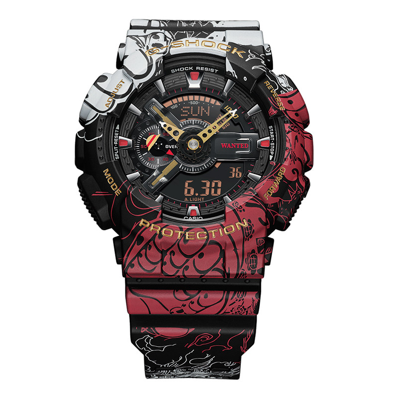 Jam Tangan  Casio G-Shock x ONE PIECE Limited Edition
