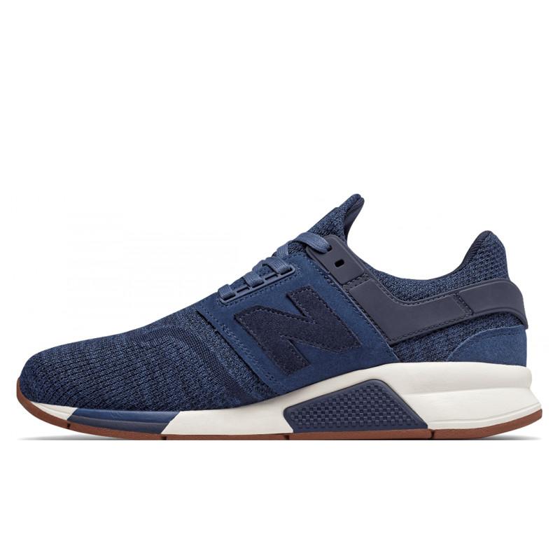Sepatu Sneakers New Balance S247 V2 Core Plus Pack Navy Blue