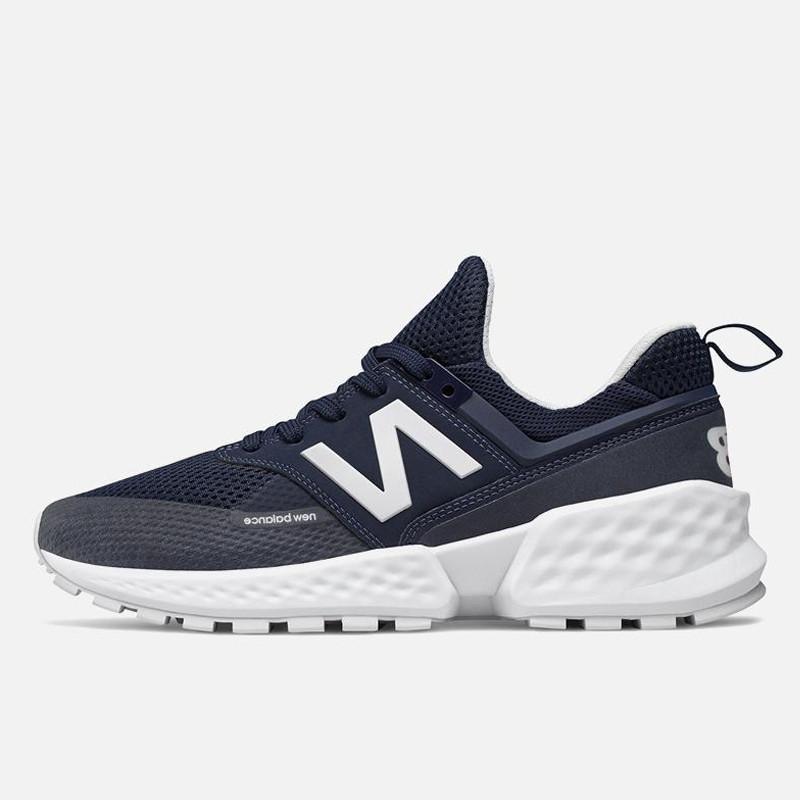 Sepatu Sneakers New Balance 574 Sport Navy