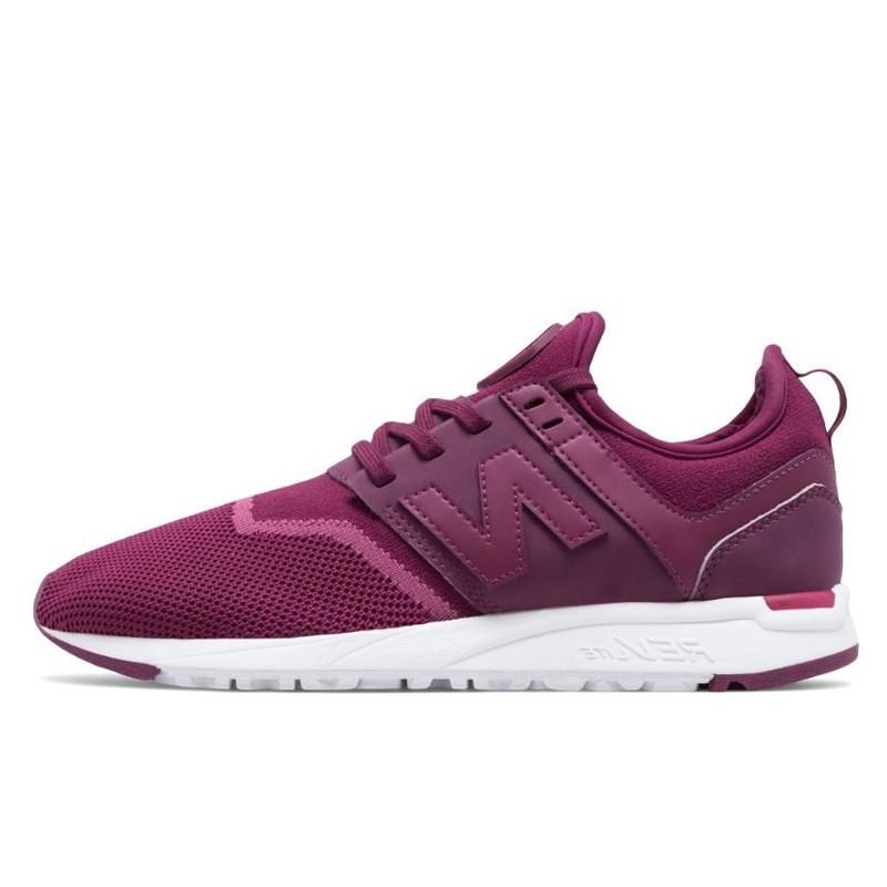 Sepatu Sneakers New Balance Wmns Lifestyle 247 Purple