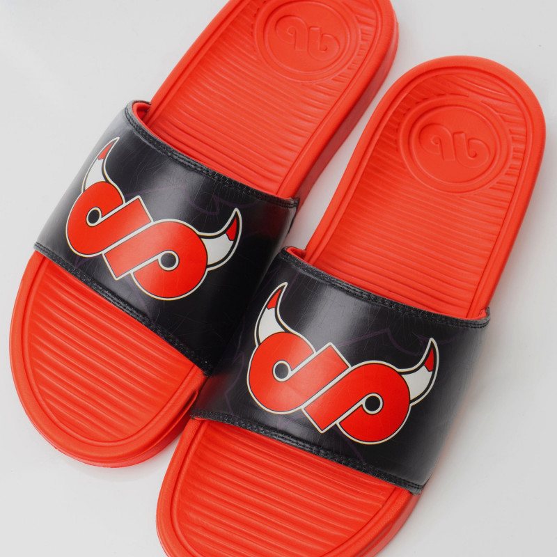 Sandal casual Soleful Red Horn Slides
