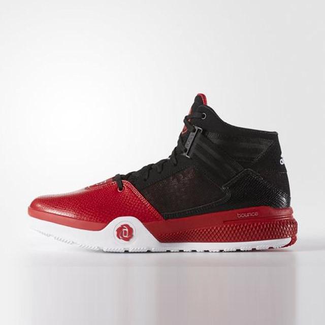 lowest price 1bfef 34528 ... cheap jual sepatu basket adidas d rose 773 iv black red original  termurah di indonesia ncrsport ...
