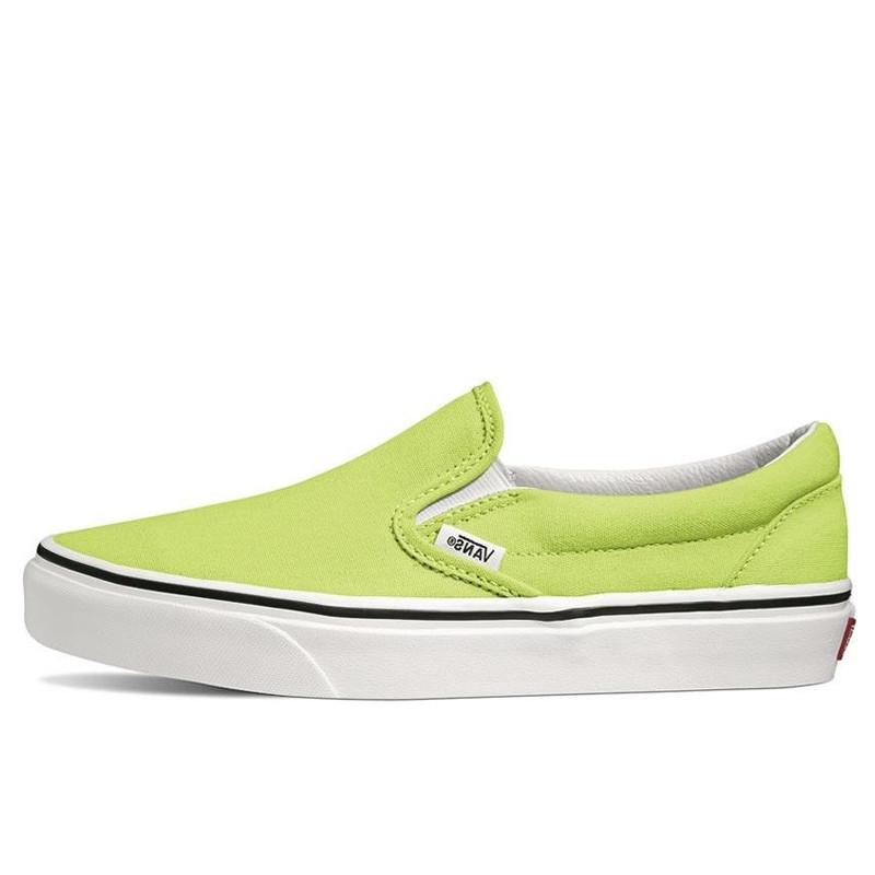 Vans Ua Classic Slip-On Sharp Green