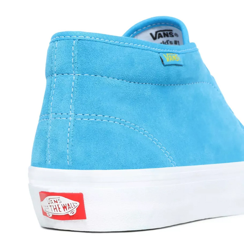 Sepatu sneakers Vans X The Simpsons Bart Chukka Pro