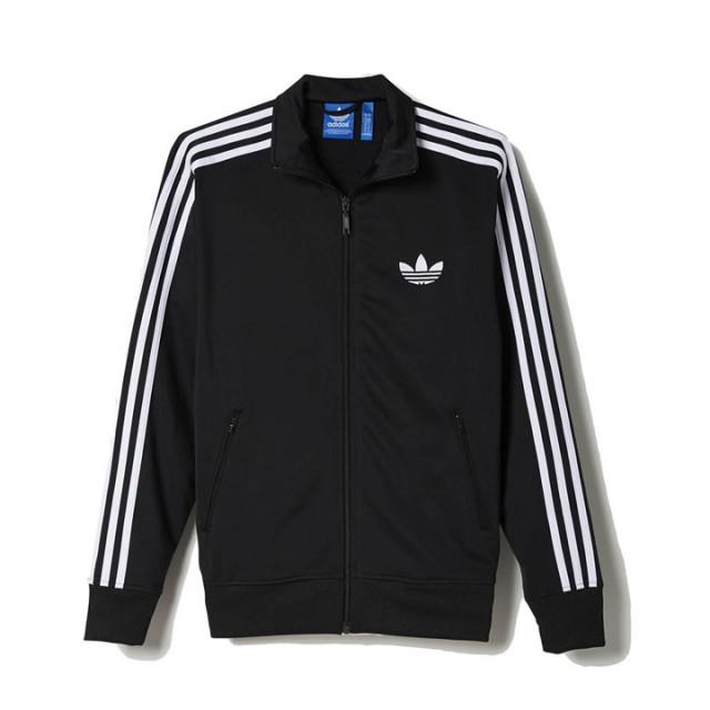 Jual Pakaian Casual Adidas Firebird Track Top Jacket Black Original ... 0b19dee7bb