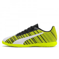 Sepatu Futsal Puma One 5.4 It Yellow Black