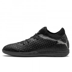 Sepatu Futsal Puma Future 4.4 It Black