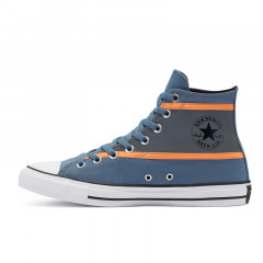 Chuck Taylor All Star Hi Vis High-Top Lakeside Blue