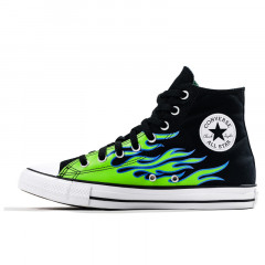 Chuck Taylor All Star Hi Glow Black Multi