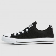 Sepatu Sneakers CONVERSE Chuck Taylor All Star Shoreline Knit Ox Black
