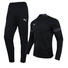 Baju Football Puma Play Tracksuit Black