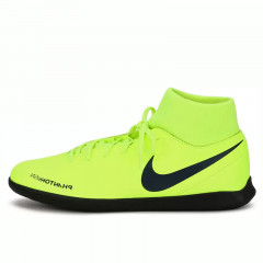 Sepatu Futsal Nike Phantom Vision Club Dry Fit Ic Neon Yellow