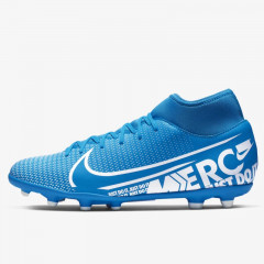 Sepatu Football Nike Superfly 7 Club Fg Blue Hero