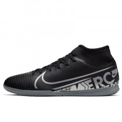 Sepatu Futsal Nike Superfly 7 Club Indoor Black